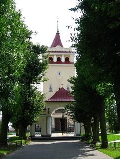 Святого Петра и Павла - входные ворота и башни